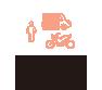 人vs車・バイク